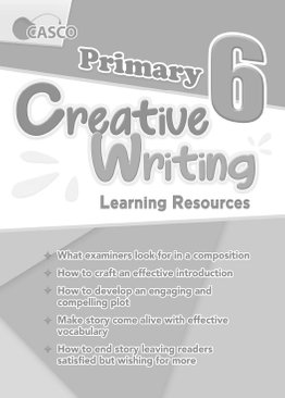 Creative Writing Learning Resources 6