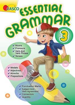 Essential Grammar for Primary 3