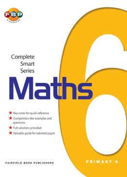 Mathematics Complete Smart Series - Primary 6