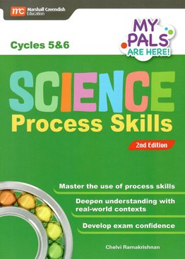 My Pals are Here Science Process Skills Upper Block Bundle