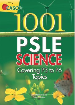 1001 PSLE SCIENCE Primary 3-6