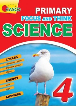 Focus and Think Science Primary 4