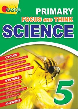 Focus and Think Science Primary 5