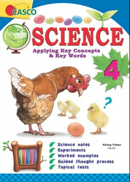 Science Applying Key Concepts & Key Words Primary 4