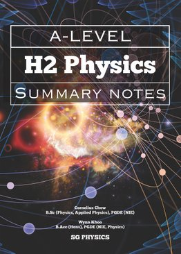 A-Level H2 Physics Summary Notes