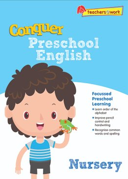 Conquer Preschool English Nursery