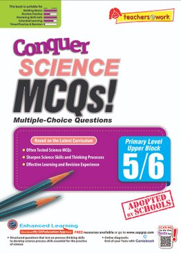Conquer Science MCQS! Upper Block 5/6