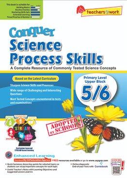Conquer Science Process Skills [Upper Block 5/6]
