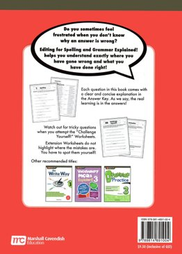 Editing For Spelling And Grammar Explained! P3