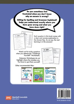 Editing For Spelling And Grammar Explained! P4