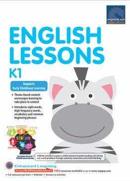 English Lessons K1