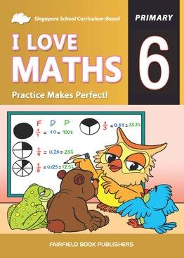 Primary 6 I Love Maths