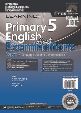 Primary 5 English Mock Examinations