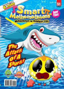 Smart Mathematicians Upper Primary 2021 Subscription