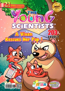 The Young Scientists 2021 Level 1 subscription