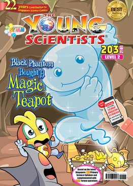 The Young Scientists 2021 Level 2 subscription