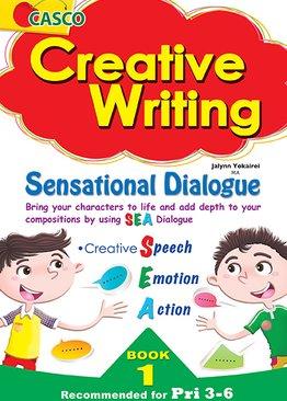 Creative Writing Sensational Dialogue Book 1