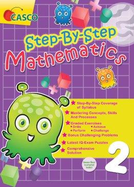 Step by Step Mathematics P2