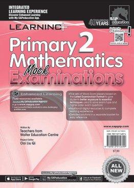 Primary 2 Mathematics Mock Examinations