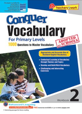 Conquer Vocabulary 2