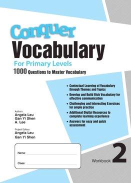 Conquer Vocabulary 2