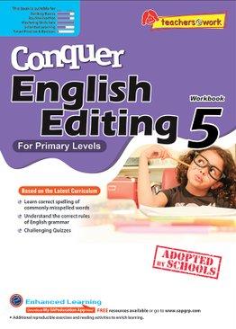 Conquer Editing Workbook 5