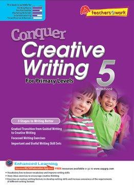 Conquer Creative Writing Workbook 5
