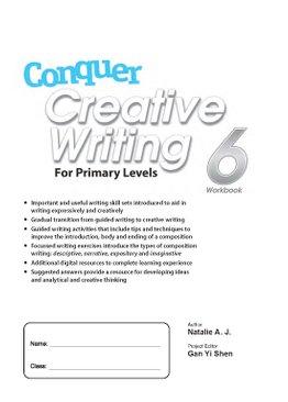 Conquer Creative Writing Workbook 6