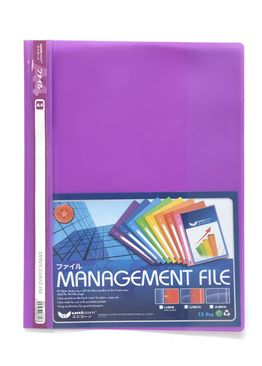 Pack of 5 Management Files