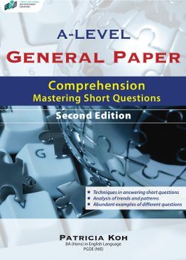 Comprehension: Mastering Short Questions (2nd Ed)