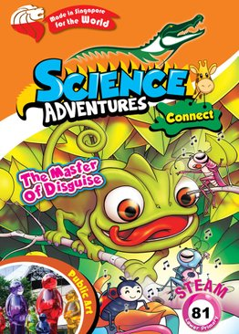 Science Adventures 2021 Subscription - Connect (STEAM)