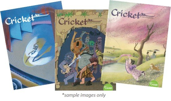 CRICKET MAGAZINE PACK - 3 ISSUES