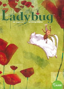LADYBUG MAGAZINE PACK - 3 ISSUES