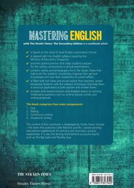 Mastering English with The Straits Times Secondary (2E)