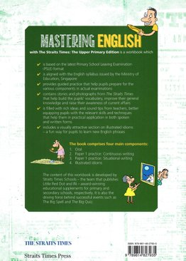 Mastering English with The Straits Times Upper Pri (2E)