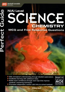 Perfect Guide N(A) Level Science Chemistry MCQ and Free Response Questions
