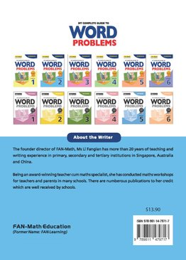 My Complete Guide to Word Problems P2 - Intermediate
