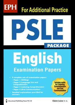 PSLE Package - English Examination Papers