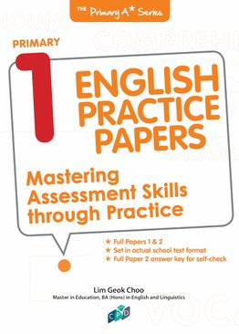 English Practice Papers Mastering Assessment Skills Through Practice P1