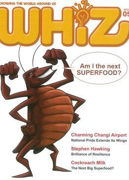 WHIZ MAGAZINE PACK - 5 ISSUES