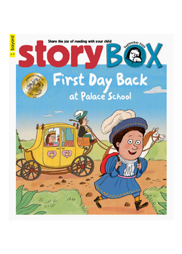 StoryBox: Ages 3 - 8 ( 10 issues )