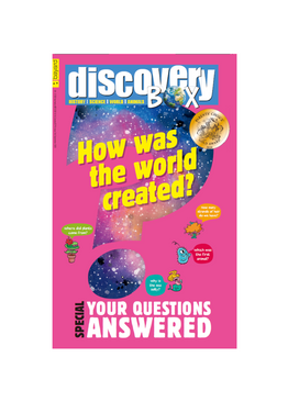 DiscoveryBox - Ages 7-14  ( 10 issues )