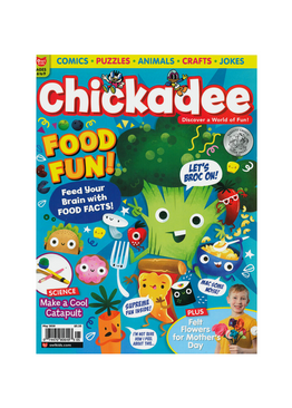 ChickaDEE - Ages 6-9 ( 10 issues )