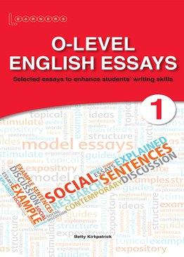 O-Level English Essays 1