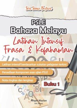PSLE Bahasa Melayu Buku 1 Latihan Intensif Frasa