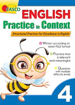 English Practice in Context Primary 4
