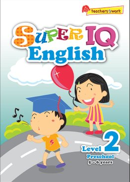 Super IQ English Preschool Level 2