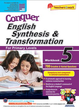 Conquer Synthesis & Transformation Workbook 5
