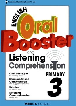 English Oral Booster & Listening Comprehension Package 3 QR
