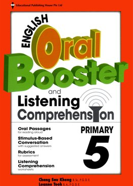 English Oral Booster & Listening Comprehension Package 5 QR